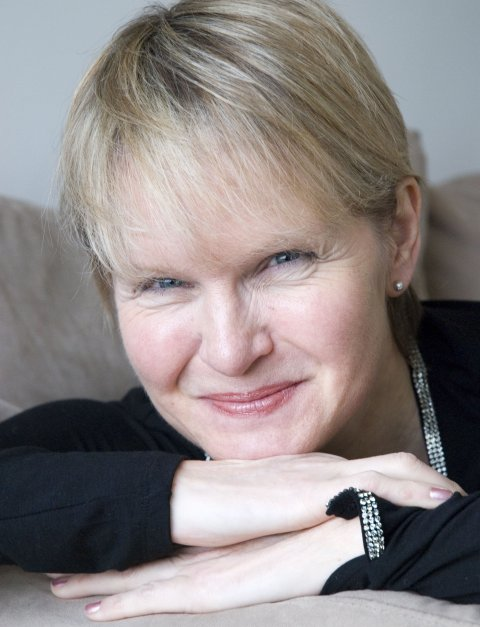 Rosie Johnston, journalist, author and poet